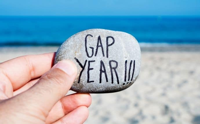 "Transitioning from Higher Education to the ""Gap World"""