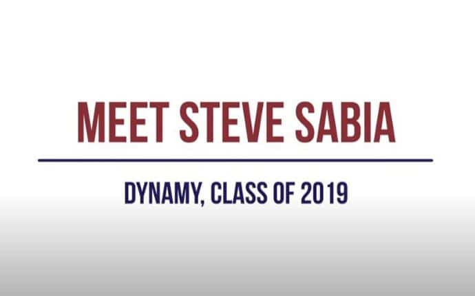 Dynamy Student Video Spotlight – Steve S